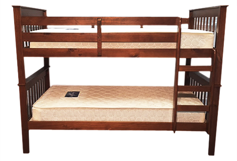 Rent or hire Single/single bunk bed